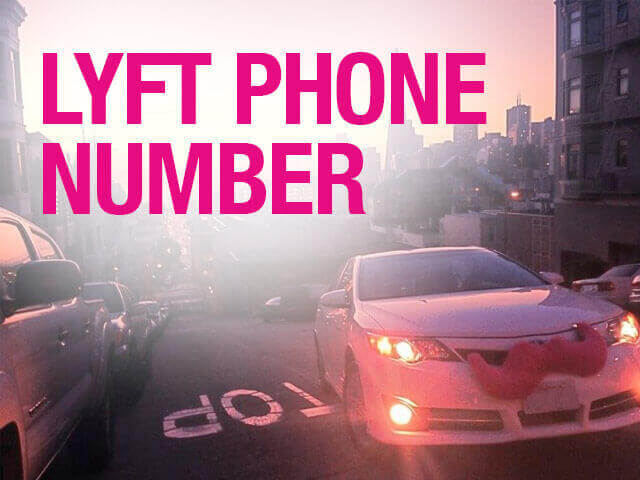 Lyft Phone Number → Contact Lyft Customer Care